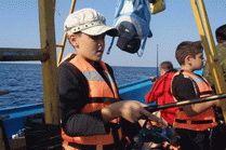 Морская рыбалка в Анапе