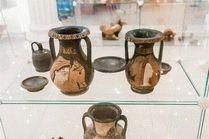 Экспозиция музея Горгиппия