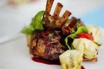 Блюда ресторана Облака в Анапе