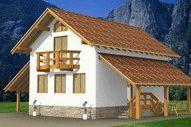 Каркасно щитовые дома в Сочи