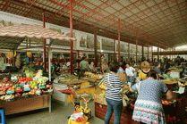 Казачий рынок в Анапе