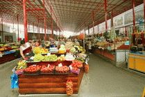 Казачий рынок в г. Анапа