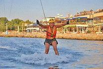 Воднолыжный парк в Анапе