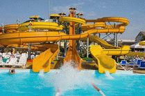 Аквапарк в Анапе «Золотой пляж»