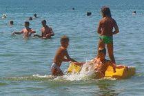 На море в Анапе - июль