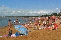Пик курортного сезона в Анапе - июль месяц