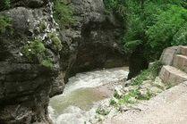 Гуамское ущелье - фото