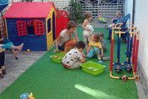 Играем во дворике