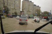 Наводнение Анапа