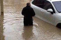 Наводнение в Анапе