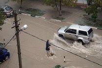 Наводнение в Анапе - разгул водной стихии