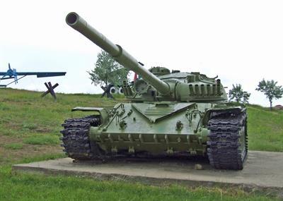 Музей Военная горка в Темрюке