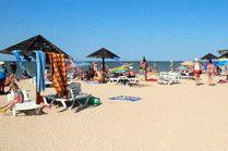 Пляжи в Голубицкой
