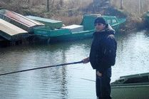 Рыбалка на лиманах Темрюка