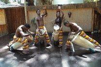 Африканская деревня Анапа