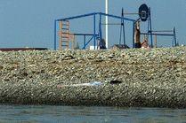 Пляж Суджукская коса