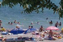 Пляжи в Кабардинке