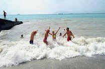 Отдых на пляжах Кабардинки