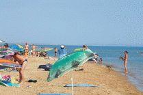 Пляж Благовещенская