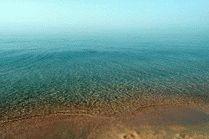 Фото пляжа в Благовещенская