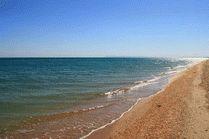 Фото пляжа в ст. Благовещенская