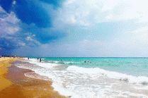 Фото пляж Благовещенской