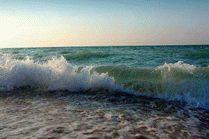 Волны в Благовещенской