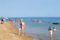 Фото пляжа в Благовещенской