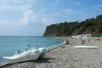 Пляж в Бетте