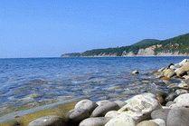 Дикий пляж Бетта