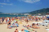 Фото пляжы в Геленджике