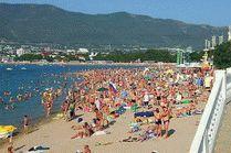Фото - пляжи Геленджик