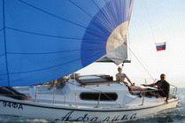 Яхта Афалина - Анапа