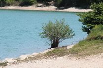 Живописное озеро Сукко