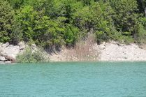 Озеро в долине Сукко