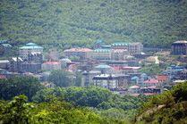 Поселок Сукко на Черном море