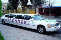Прокат авто на свадьбу в Анапе
