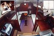 Яхта Атлант в Анапе
