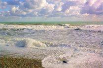 Фото пляжа в Совет-Квадже