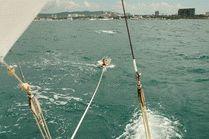 Яхта «Испаньола» в Анапе