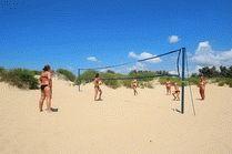 Пляжный волейбол в Анапе