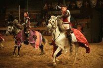 Рыцарский турнир в Сукко
