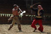 Рыцарский турнир в окрестностях Сукко