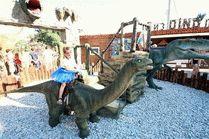 Динопарк Рекс в Анапе