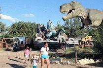 Динозавры в Анапе