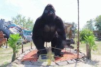 Гигантская обезьяна