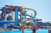 Аквапарк Бегемот на курорте Геленджик