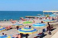Пляж Южное Взморье - Адлер