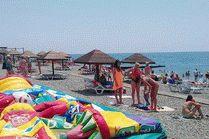 Пляж Барракуда - Адлер