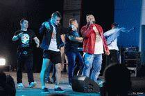 Концерты в Анапе - Летняя эстрада